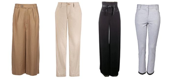 Ремонт женских брюк